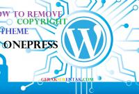 how to remove copyright theme onepress 200x135 - How To Remove Copyright Theme Onepress
